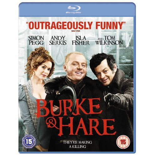 Burke And Hare Blu Ray