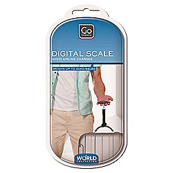 Design Go Digital Luggage Scales