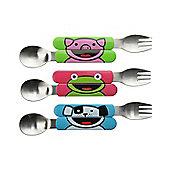Tum Tum All Day 6 Piece Cutlery Set