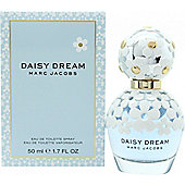 Marc Jacobs Daisy Dream Eau de Toilette (EDT) 50ml Spray For Women