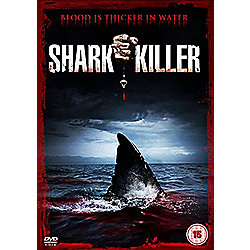 Shark Killer DVD
