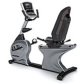 Vision Fitness R40 Recumbent Cycle with ELEGANT Console