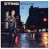Sting - 57th & 9th CD