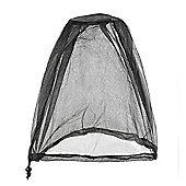 Yellowstone Mesh Polyester Mosquito Head Net Grey