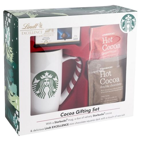 Buy Starbucks Hot Chocolate Mug Amp Lindt Gift Set From Our