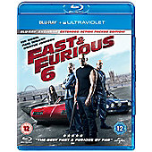 The Fast And The Furious 6 (Blu-ray)