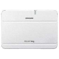 "Samsung Leather Effect Flip Cover Case for Samsung Galaxy Note 10.1"" - White"