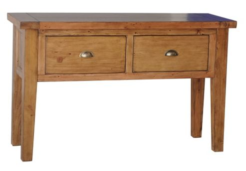 Wiseaction Capri 2 Drawer Console Table