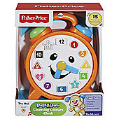 Fisher Price Smart Stages Counting Colours Clock