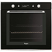 Whirlpool AKZM756NB Ambient Multifunction5 Electric Built In Single Oven in Black