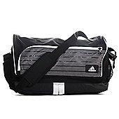 adidas NGA 1.0 G1 Tech Messenger Bag Black