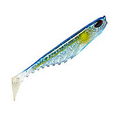Berkley Powerbait Ripple Shad - Ocean Blue Twin Pack