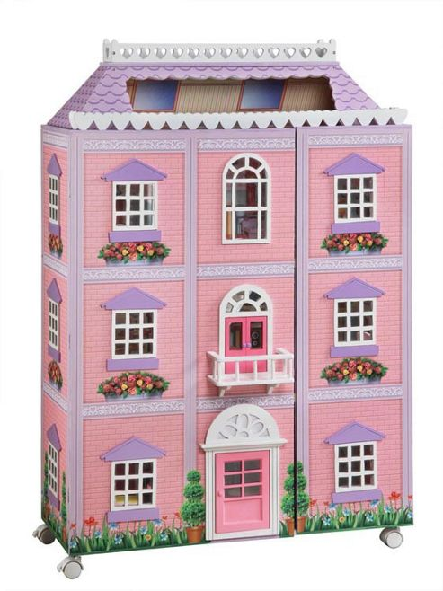 Teamson London Mansion Doll House