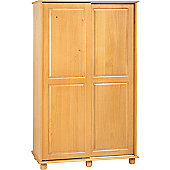 Home Essence Sol 2 Door Slider Wardrobe