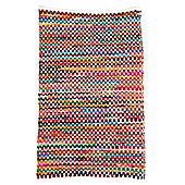 Ian Snow Rainbow Traditional Rug - 90 cm x 150 cm (2 ft 11 in x 4 ft 11 in)