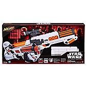 Star Wars The Force Awakens First Order Stormtrooper Nerf Deluxe Blaster