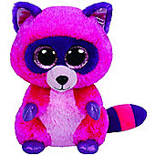 TY Beanie Boo Plush - Roxie the Racoon 15cm
