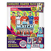 Topps Match Attax 216/2017 Starter Pack Album Limited Edition