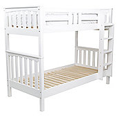 Harvey Bunk Bed, White