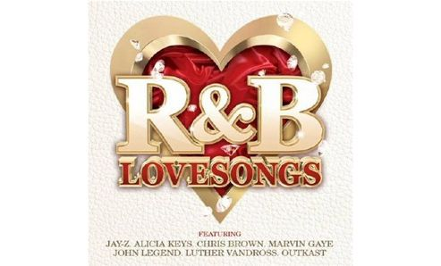 R&B Love Songs (2Cd)