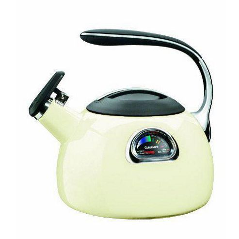 Cuisinart PTK330CU PerfecTemp Tea Kettle - Cream
