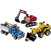 Lego Technic Construction Crew - 42023