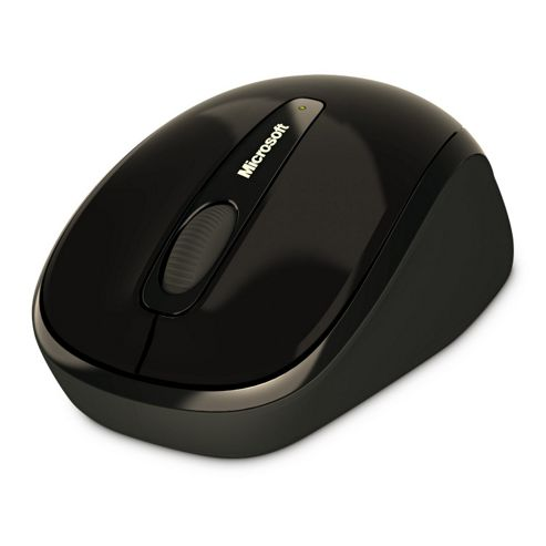 how to connect microsoft wireless mouse 3500