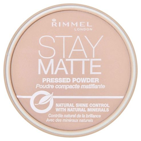 Rimmel Stay Matte Pressed Powder Pink Blossom