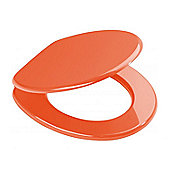 Sanwood Aruba Toilet Seat - Orange