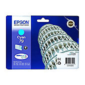 Epson 79 Cyan DURABrite Ultra Ink Cartridge (6.5 ml)