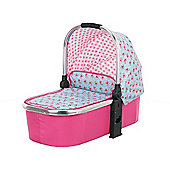 OBaby Chase Carrycot (Cottage Rose)