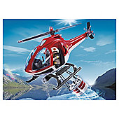 Playmobil 5617 City Action Forest Fire Helicopter