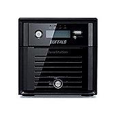 Buffalo TeraStation 4200 TS4200D-EU (Diskless) 2 Bay Desktop NAS Enclosure Powered by the latest Intel Atom Dual Core Amazon S3 NovaStor backup