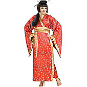 Madame Butterfly Geisha Costume (Plus Size)