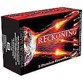Reckoning Barrage Pack Firework