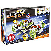 Hot Wheels Ballistiks Battle Wagon