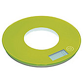 Kitchen Craft Colourworks Electric Scale 5Kg Green
