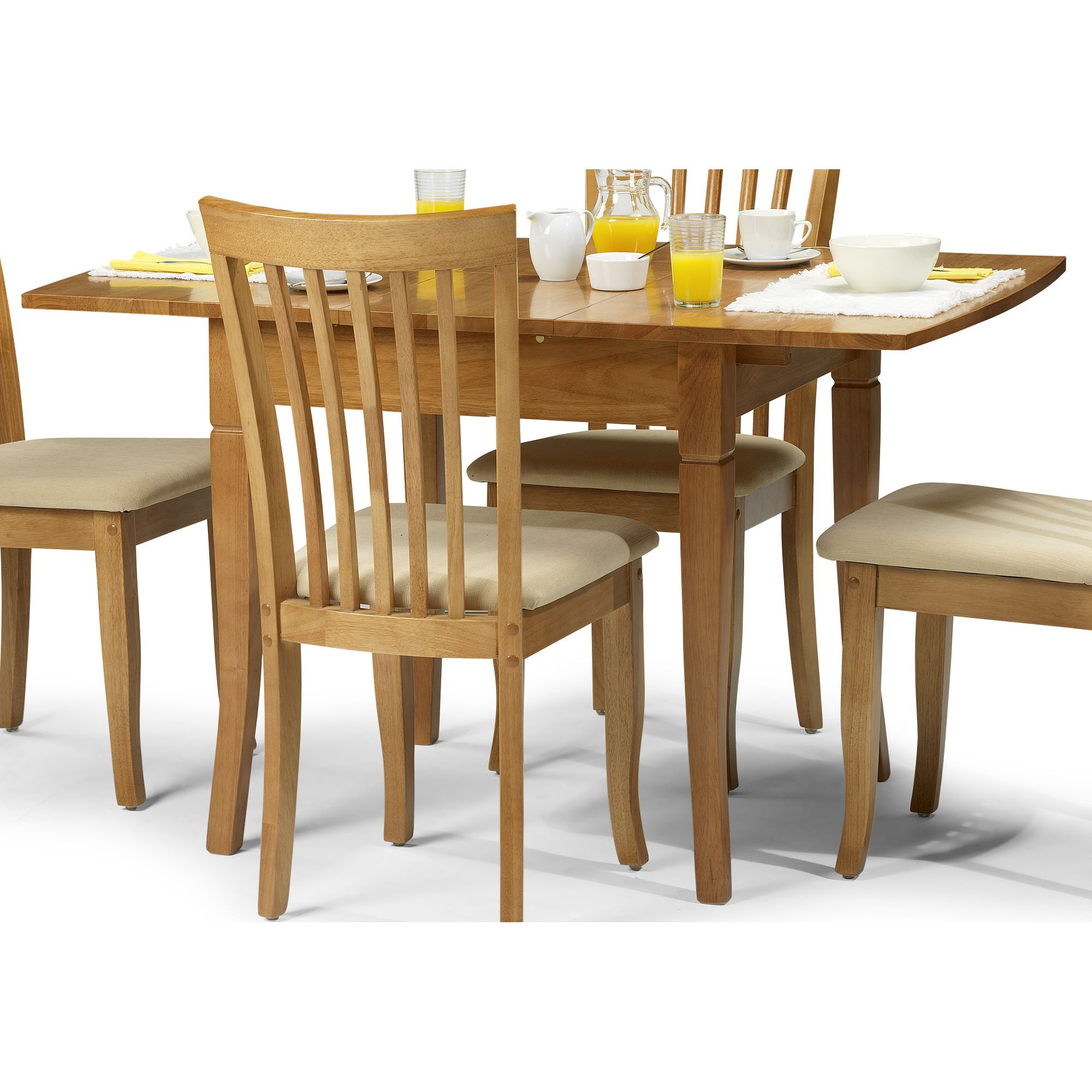 Home And Garden Furniture Julian Bowen Mandy Dining Dining Chair Set Of 2 White Special