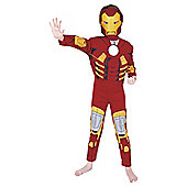 Iron Man Premium - Child Costume 5-6 years