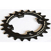 Stronglight CT2 4-Arm/64mm 22T Chainring. Ceramic Teflon Coated Alloy