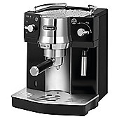 DeLonghi EC820.B Pump Espresso Coffee Machine - Black/Silver
