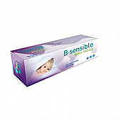 B-Sensible Cot Waterproof Fitted Sheet - Beige