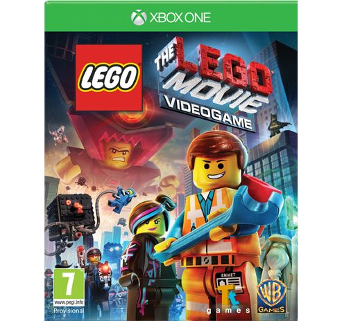 The Lego Movie Videogame (Xbox One)