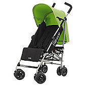 Obaby Atlas Stroller, Black/Lime