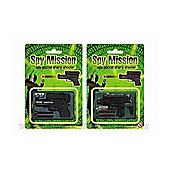 Spy Mission Pocket Sharp Shooter Pellet Gun
