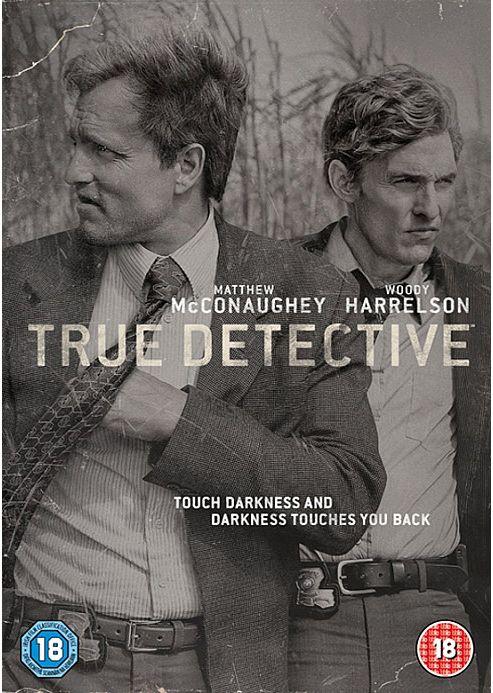 True Detective: The Complete (DVD Boxset)