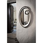 Mirror shape: Oval