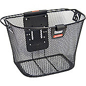 Rixen & Kaul Delux Mesh Front Basket. Without KF850 Adapter