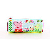Peppa Barrel Pencil case
