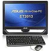 ASUS Eee Top ET2013IUKI-B031K Intel Celeron Dual Core G1620T Processor 20 HD+ Non-Touch Screen Microsoft Windows 8.1 64-bit 4GB DDR3 RAM Desktop